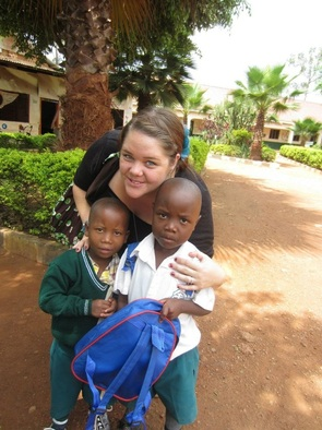 Jessica, Owner of Ekisa Paper Bead Necklaces in Uganda, Africa